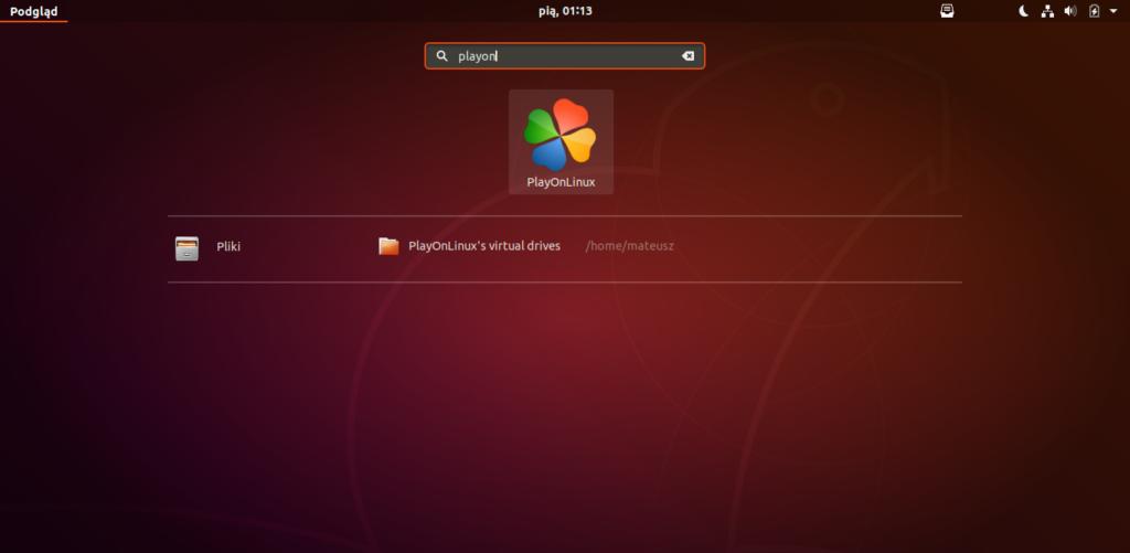PlayOnLinux Ubuntu