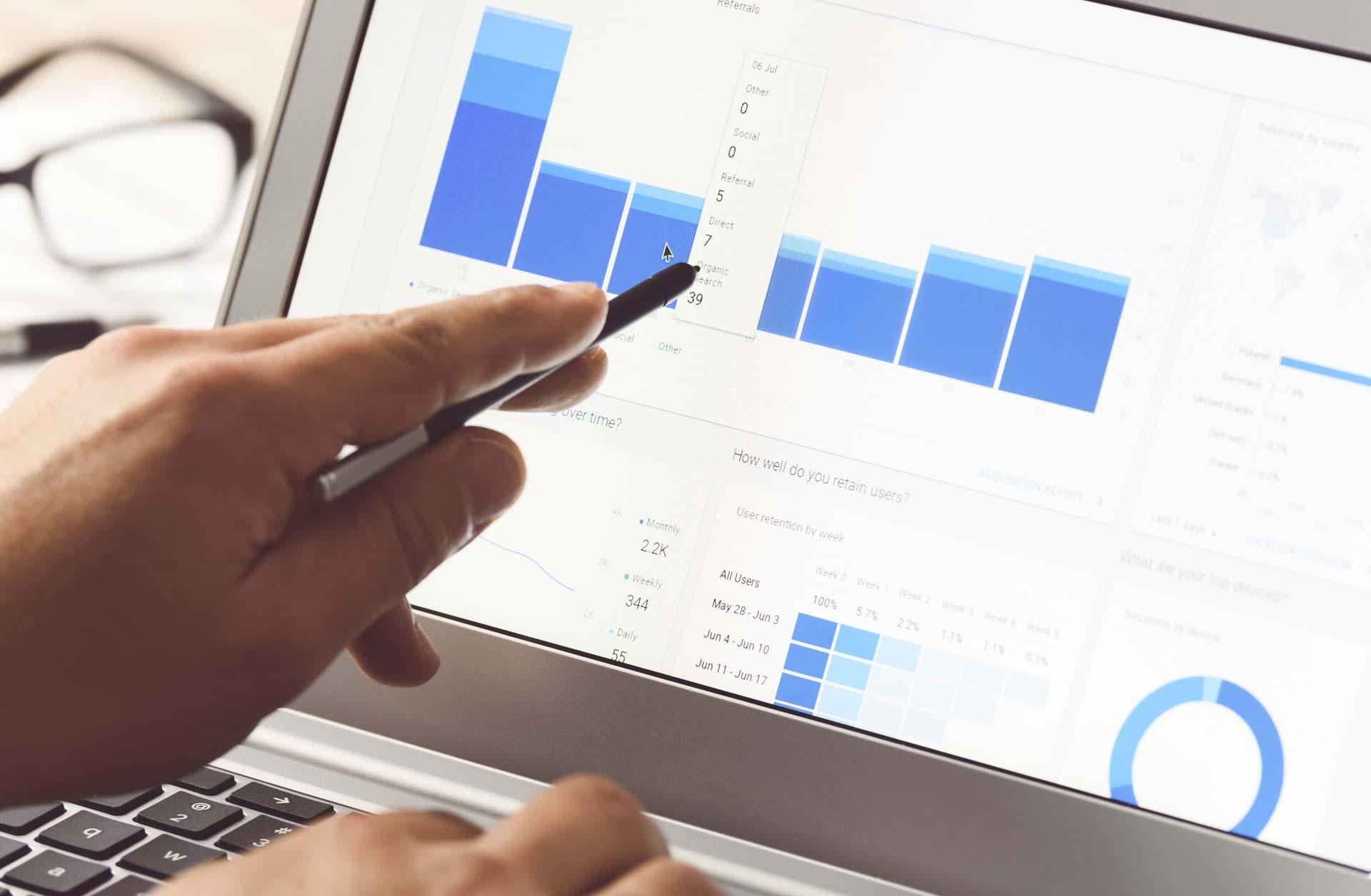 Jak dodać statystyki odwiedzin Google Analytics na stronę